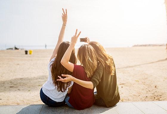5 dicas para tirar a selfie perfeita