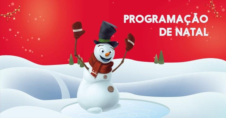 Temos o melhor do Natal para si!