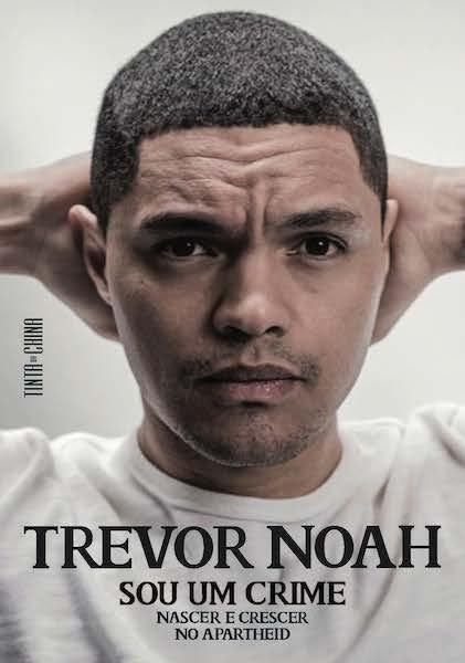 """Trevor Noah é o apresentador do programa """"The Daily Show"""" e é um dos melhores humoristas. Neste livro, escrito na primeira pessoa, conta como é nascer mulato durante o Apartheid.  Citação: No fim, acabamos por entender tudo. O mais espantoso é que, de algum modo, funciona. A sociedade funciona. Exceto quando não funciona"""". Preço: 24,90€"""