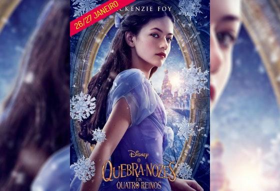 Cinema Infantil: o próximo filme junta Disney, Morgan Freeman e magia!