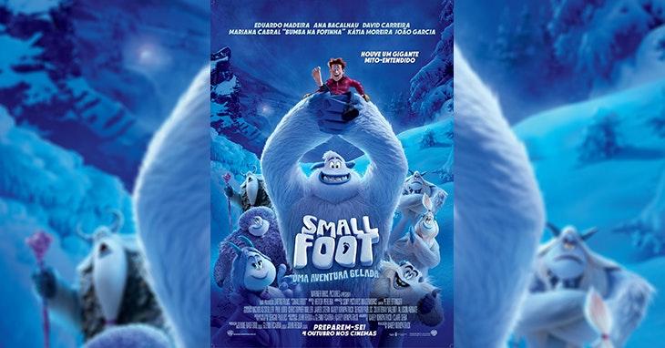 NA_CinemaInfantil_Smallfoot_ImagemDestaque