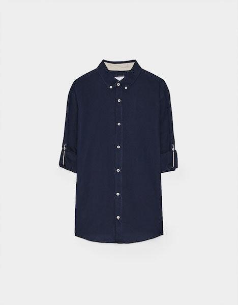 Camisa, Bershka, 22,99€