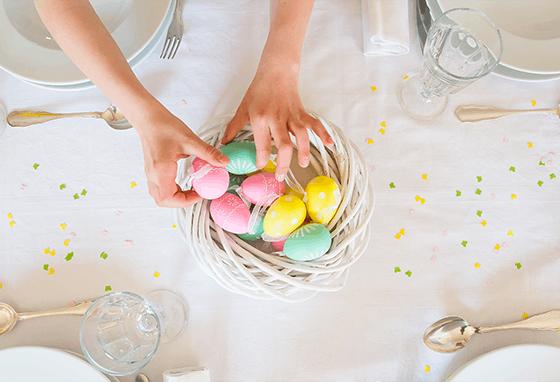 Páscoa à mesa: as nossas peças preferidas