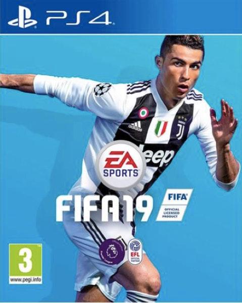 FIFA 19, Toys 'R' Us, 69,99€