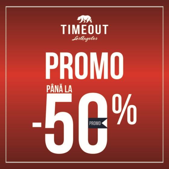promo timeout