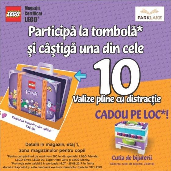 LEGO Summer online 600x600px PL