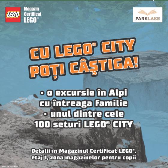 LEGO ParkLake CITY 2 600x600px