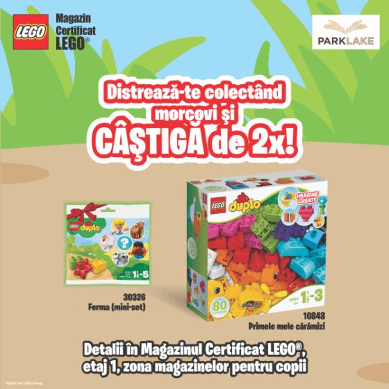 LEGO ParkLake DUPLO 600x600px