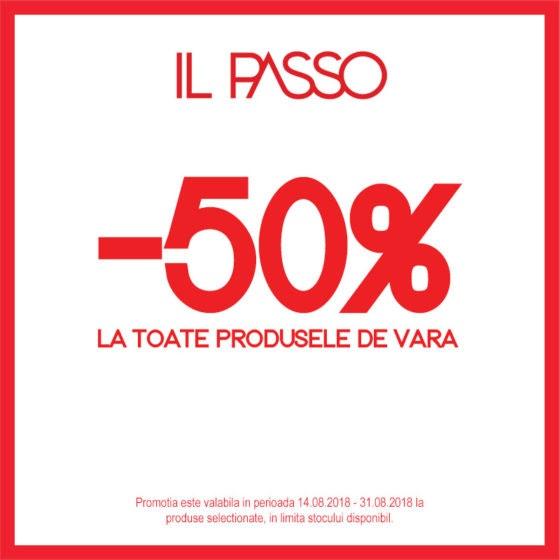 IL PASSO --50%  800 x 800- FB copy