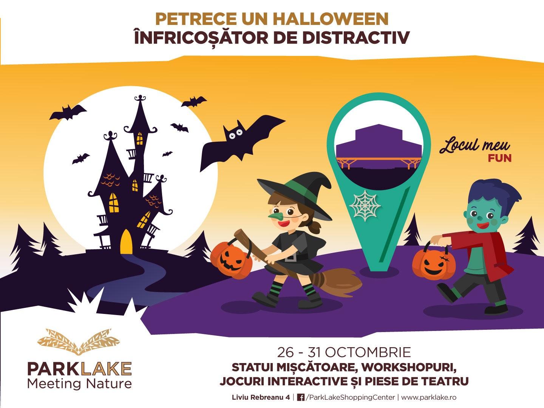 spend an entertaining halloween at parklake! - parklake