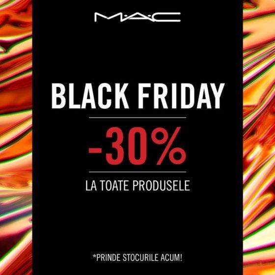Black Friday MAC