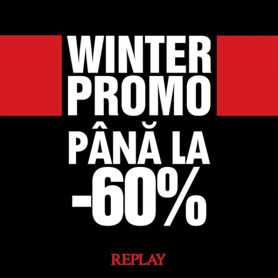 REPLAY WINTER PROMO 600x600px