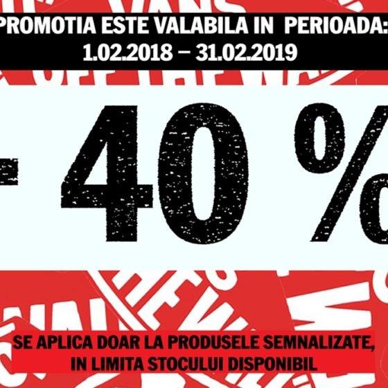 Promotie-40%