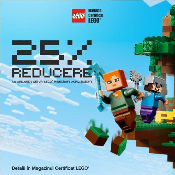 LEGO Brick 600x600px Minecraft