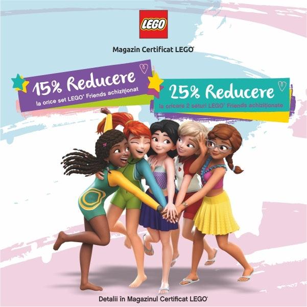 LEGO Brick ONLINE Friends 600x600px
