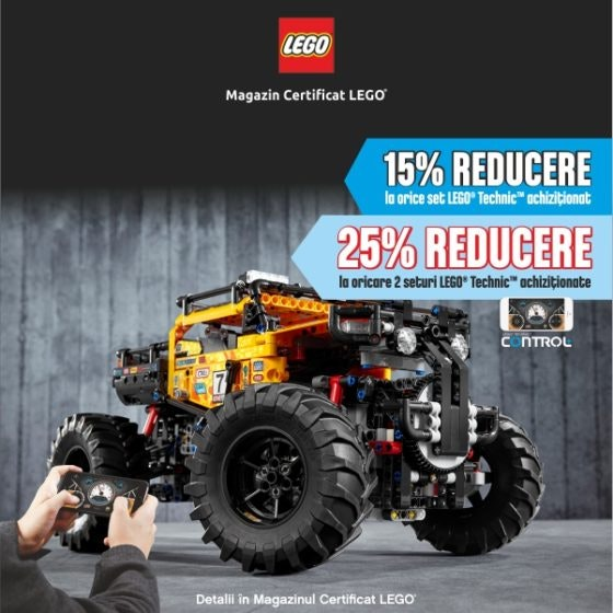 LEGO Brick ONLINE Technic 600x600px