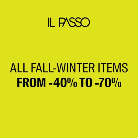IL PASSO - Mall750x910
