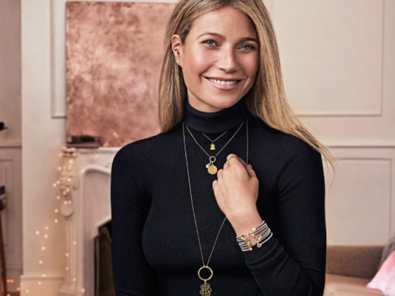 Gwyneth Paltrow protagoniza nova campanha da Tous