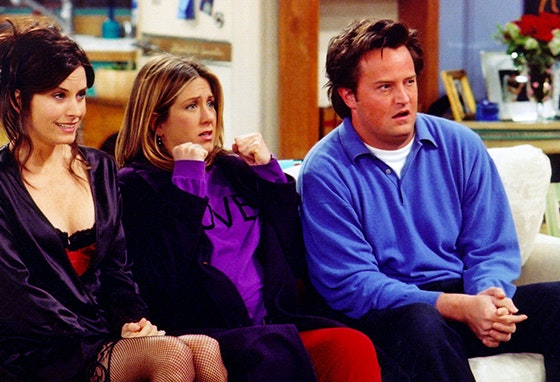 """A série """"Friends"""" está de regresso!"""