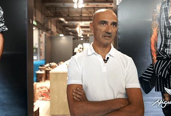 Miguel Vieira: o rock & roll nos pés