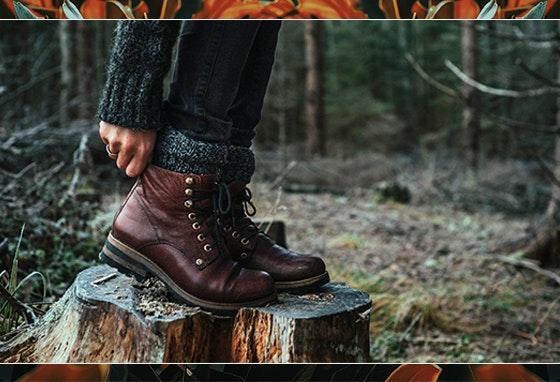 Conheça o calçado indispensável neste outono-inverno