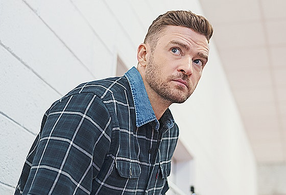 Levi's lança coleção com Justin Timberlake