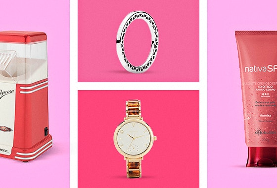 Dia dos Namorados: presentes originais para ela