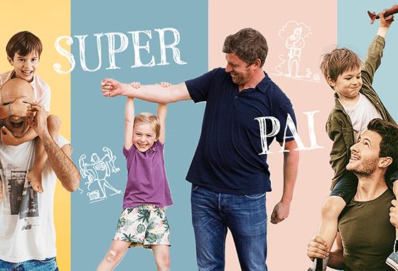 Dia do Pai: que super-poder esconde o seu?