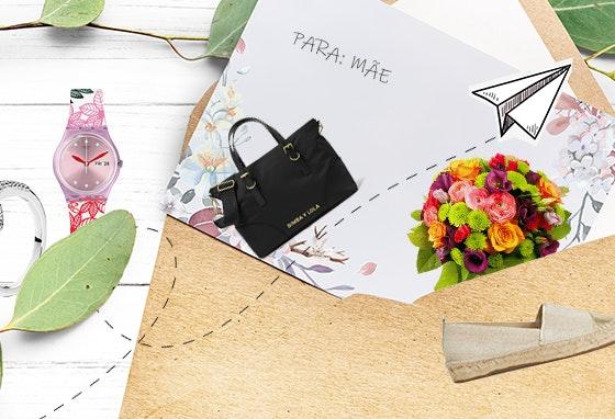 Dia da Mãe: encontre aqui o presente ideal!