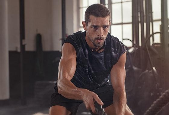 Corpo são, mente sã: comece hoje a treinar no nosso ginásio!