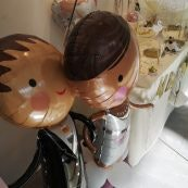 Ballons in den MERCADEN Böblingen