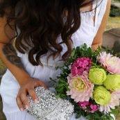 Blumenstrauss von Sabina in den MERCADEN Böblingen