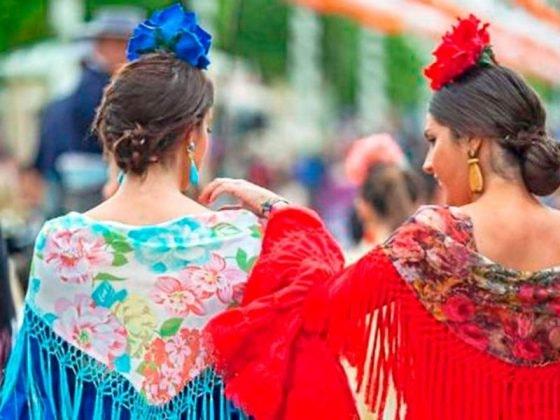 Sorprendentemente fácil peinados feria 2021 Galería de cortes de pelo Consejos - Feria de Jerez 2018 Archives - CCAREASUR