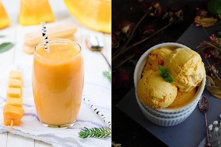 ideas de sorbetes mango