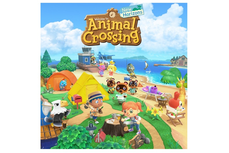 sorteo nintendo switch lite animal crossing