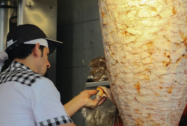 curiosidades kebab plato reyes persas