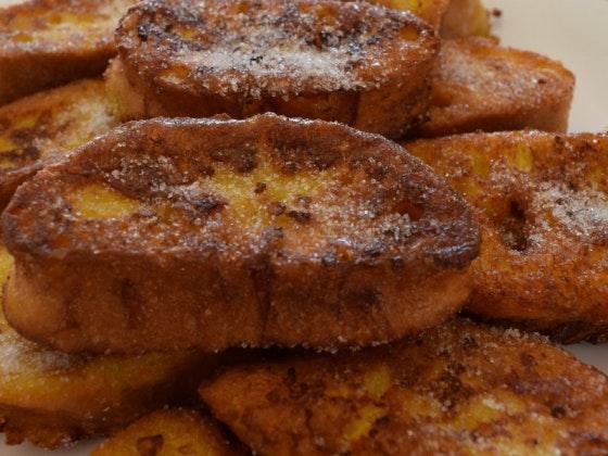 ricas torrijas jerezanas