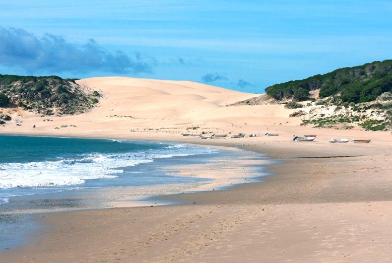 3 de las playas andaluzas más bonitas