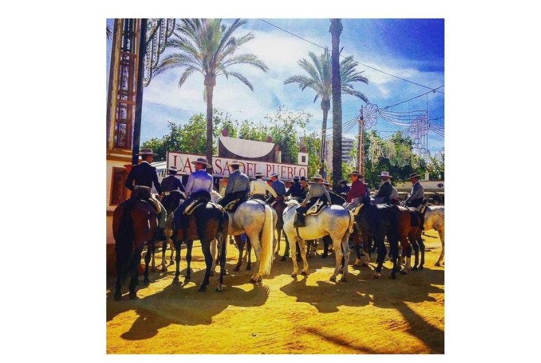 curiosidades de la Feria del Caballo de Jerez