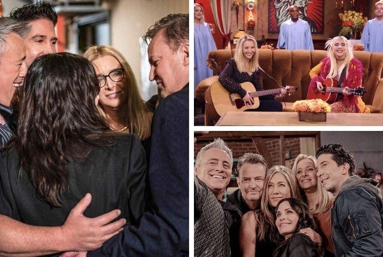 Lo mejor y lo peor de Friends the Reunion