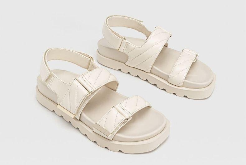 Las sandalias tendencia este verano