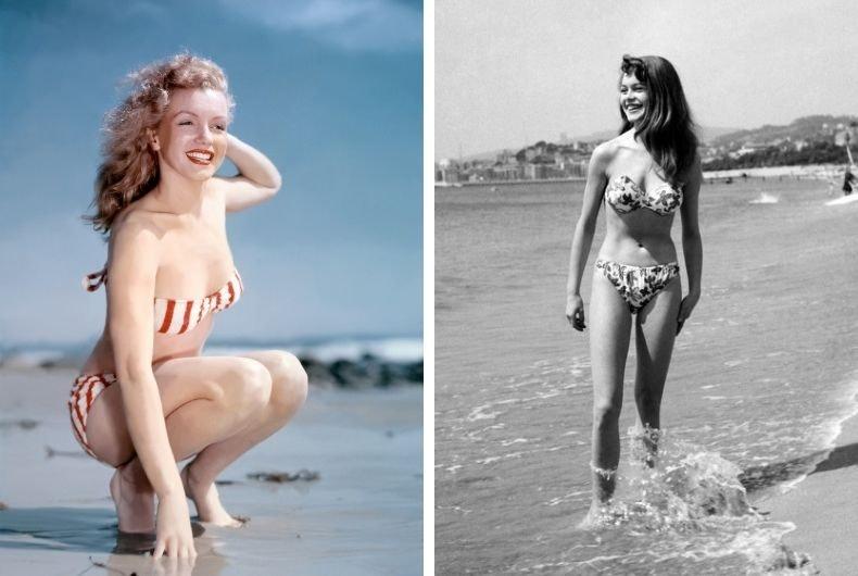 El bikini cumple 75 y años y está más de moda que nunca