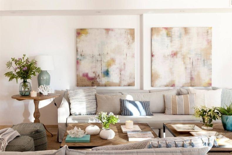 Algunas ideas para decorar las paredes de tu casa