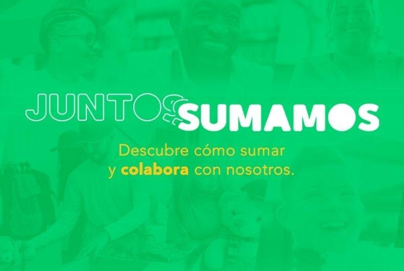 'Juntos Sumamos', la campaña solidaria de recogida de material escolar