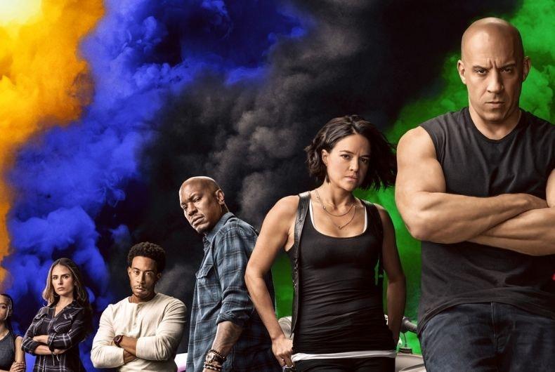 'Fast & Furious 9' y '4 chicos y esto' estrenos de la semana