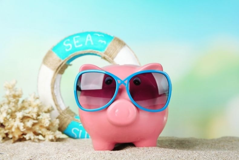Te contamos algunos trucos para ahorrar en vacaciones