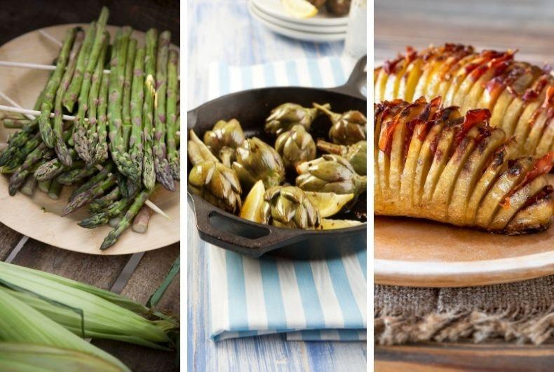 Las mejores aperitivos y platos para acompañar tus barbacoas