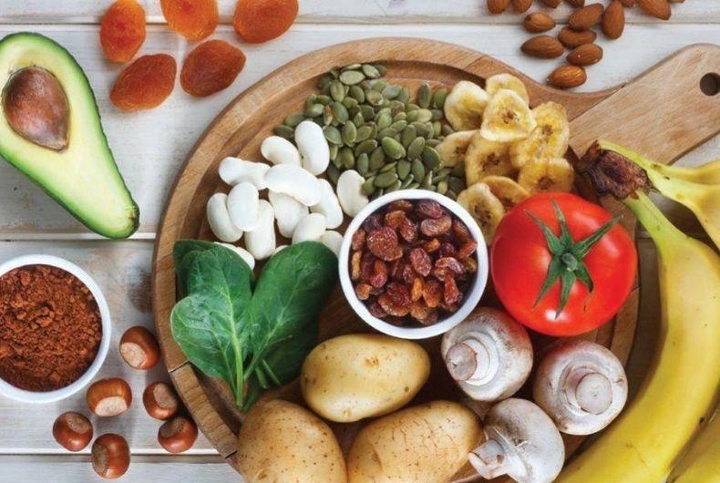 El potasio es uno minerales más abundantes en nuestro cuerpo