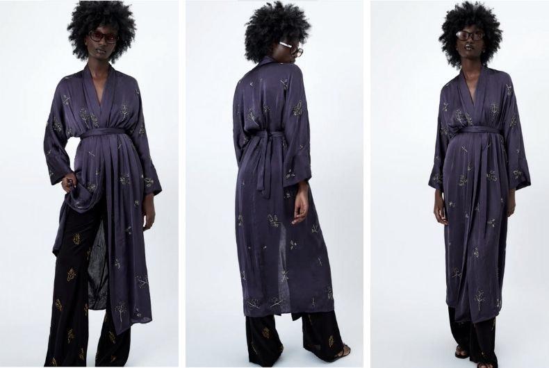El Kimono, la prenda que vas a utilizar este otoño