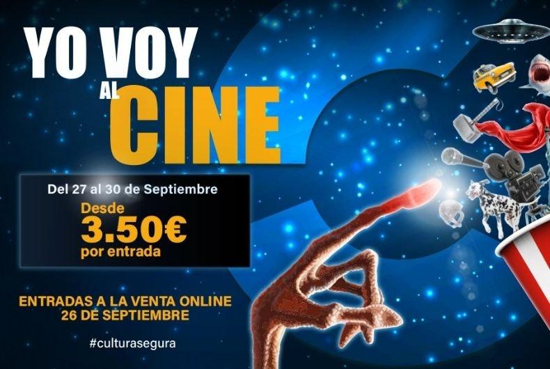Ya puedes comprar tu entrada para venir al cine, ¡por solo 3,50€!
